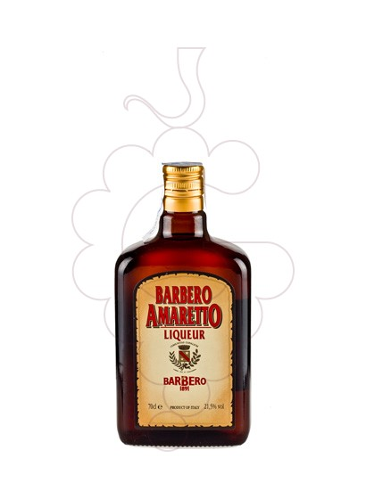 Photo Liqueur Amaretto Barbero