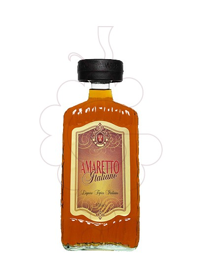 Photo Liqueur Amaretto Italiano