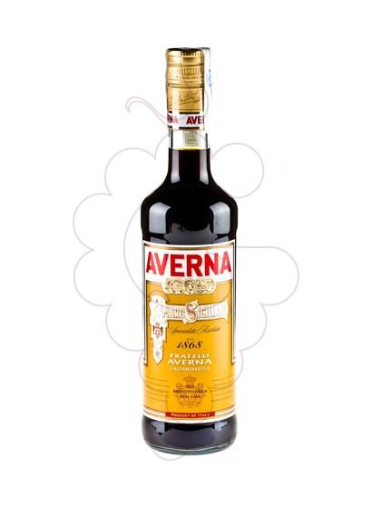 Photo Aperitif wine Amaro Averna