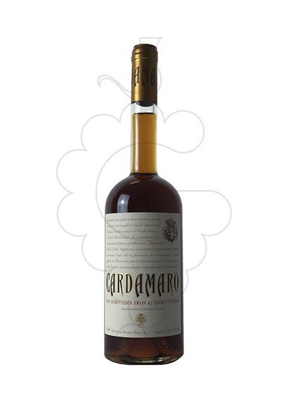 Photo Aperitif wine Amaro Cardamaro