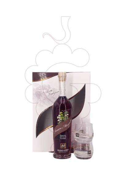 Photo Gift boxes Marzadro Amaro Pack (1 u + glass)