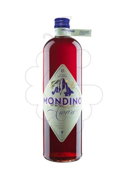 Photo Aperitif wine Amaro Mondino