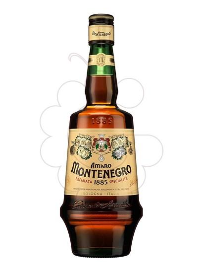 Photo Aperitif wine Amaro Montenegro