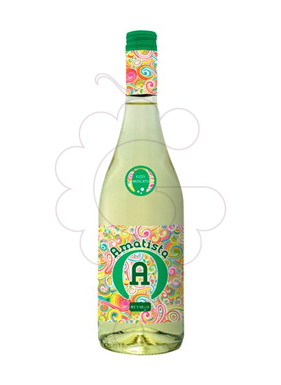 Photo Amatista Moscato sparkling wine