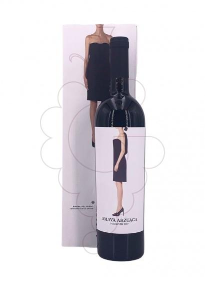 Photo Amaya Arzuaga Col·lección red wine
