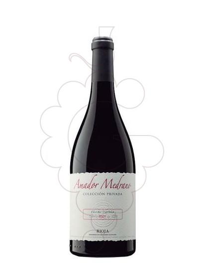 Photo Amador Medrano Colección Privada Magnum red wine