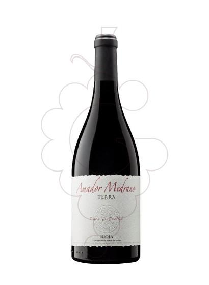 Photo Amador Medrano Terra Finca El Encinal red wine