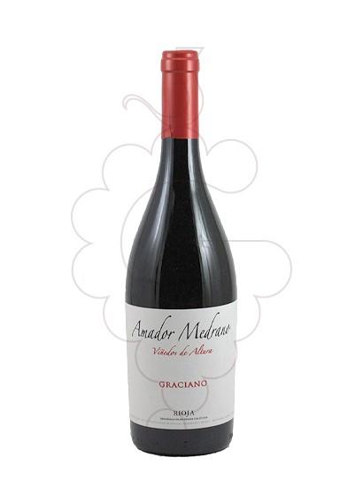 Photo Amador Medrano Viñedos de Altura Graciano red wine