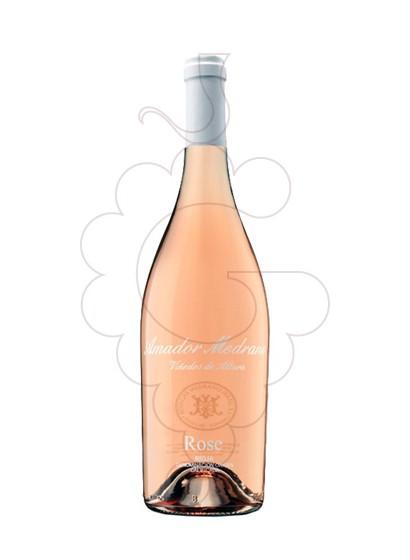 Photo Rosé Amador Medrano Viñedos de Altura rosé wine