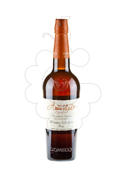 Photo Amontillado 51-1a VORS fortified wine
