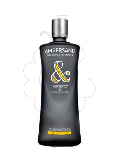 Photo Gin Ampersand
