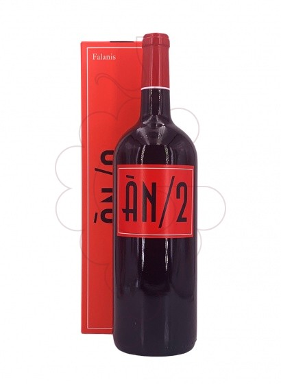 Photo An/2 Magnum red wine