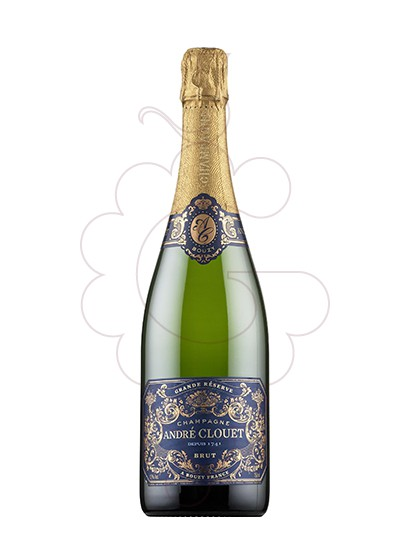 Photo Andre Clouet Grande Reserve Brut sparkling wine