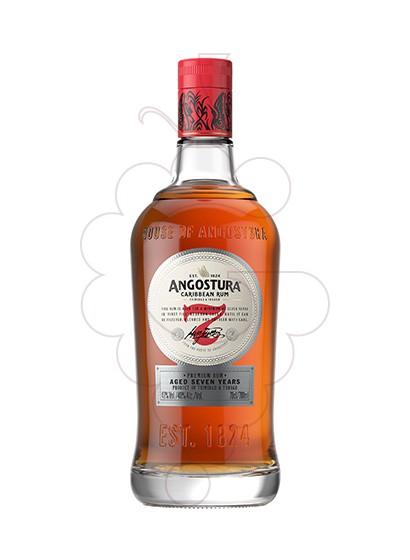 Photo Rum Angostura Gran Añejo