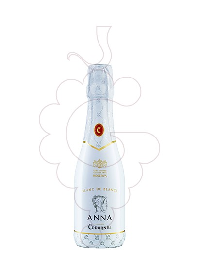 Photo Anna de Codorniu Blanc de Blancs (mini) sparkling wine