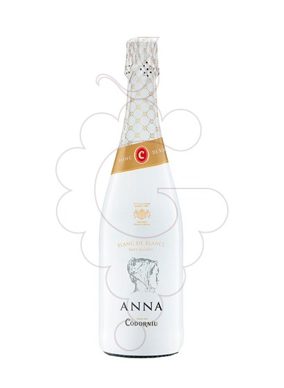 Photo Anna de Codorniu Blanc de Blancs sparkling wine