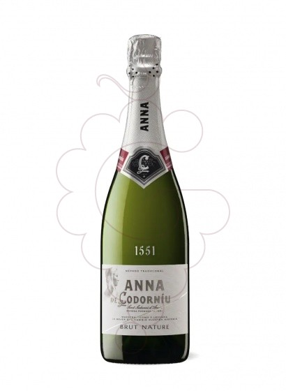 Photo Anna de Codorniu Brut Nature sparkling wine