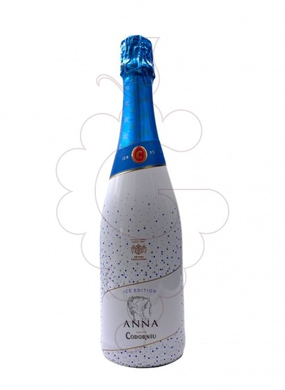 Photo Anna de codorniu Ice Edition sparkling wine