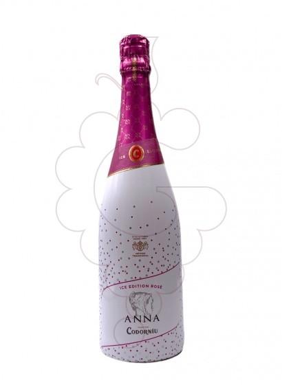 Photo Anna de Codorniu Ice Edition Rosé sparkling wine
