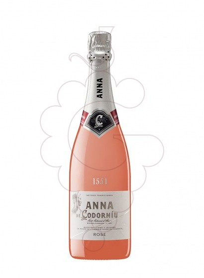 Photo Anna de Codorniu Rose Brut sparkling wine