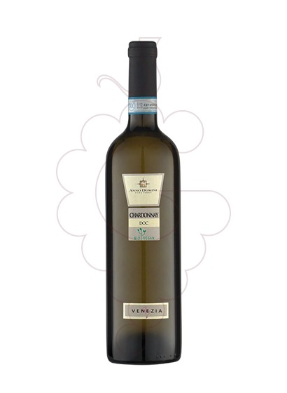 Photo Anno Domini Chardonnay white wine