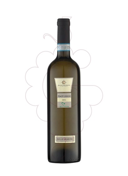 Photo Anno Domini Pinot Grigio white wine