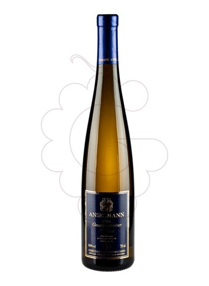 Photo Anselmann Gewurztraminer Blanc white wine