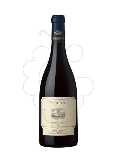 Photo Antinori Castello della Sala Pinot Nero red wine