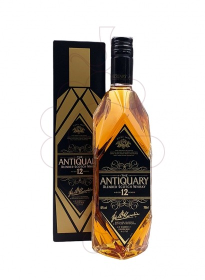 Photo Whisky Antiquary 12 Years