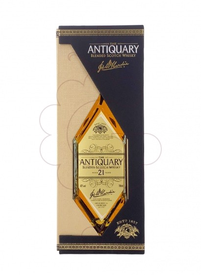 Photo Whisky Antiquary 21 Years