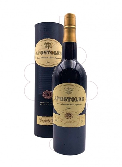 Photo Apostoles Cream fortified wine