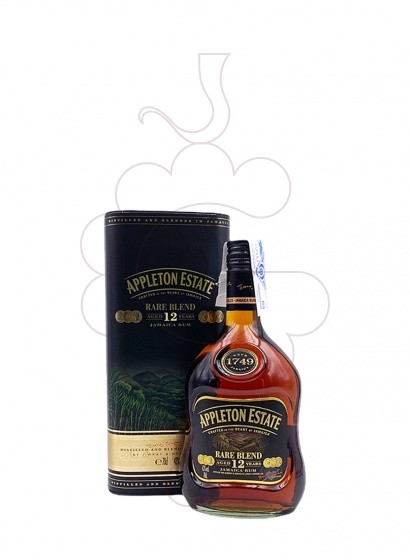 Photo Rum Appleton Estate Extra 12 Years