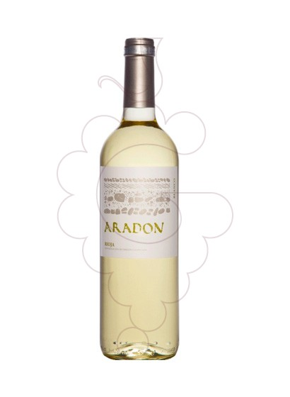 Photo Aradon Blanc white wine