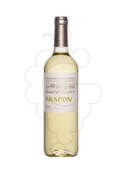 Photo White Aradón white wine