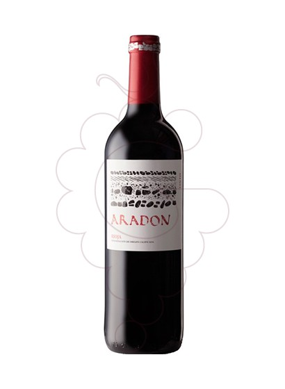 Photo Red Aradón red wine