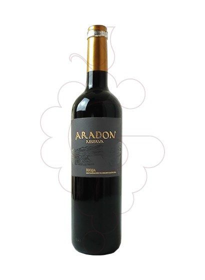 Photo Aradon Reserva red wine