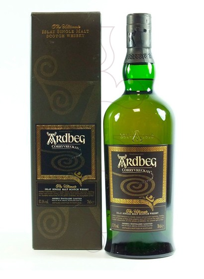 Photo Whisky Ardbeg Corryvreckan