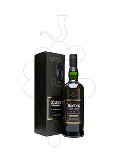 Photo Whisky Ardbeg Uigeadail
