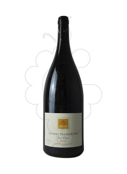 Photo Ardhuy Savigny 1er Cru Aux Clous Magnum red wine