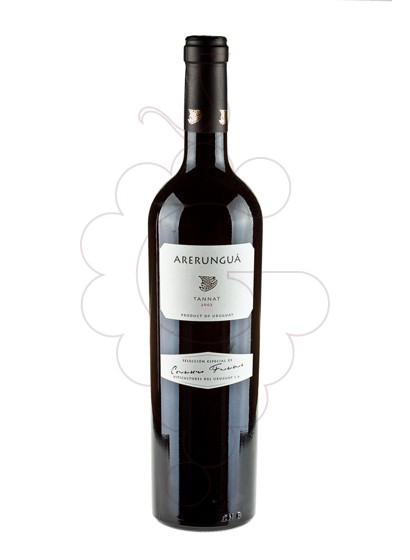 Photo Arerungua Tannat red wine