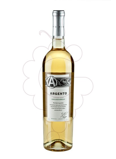 Photo Argento Chardonnay white wine