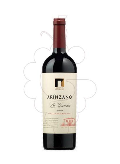 Photo Arínzano la Casona red wine
