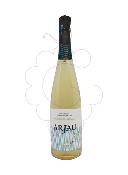 Photo Arjau Blanc d'Agulla sparkling wine