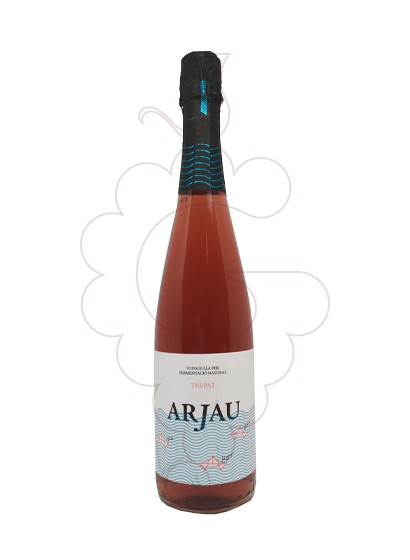 Photo Arjau Rosat d'Agulla sparkling wine