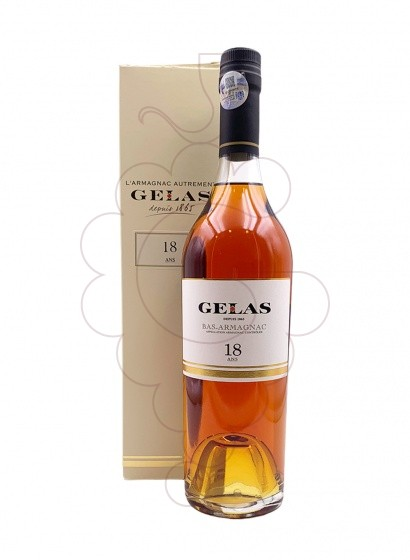 Photo Armagnac Armagnac Gélas 18 Years