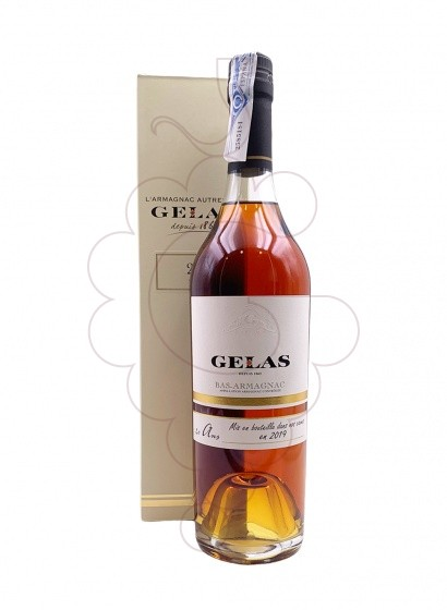 Photo Armagnac Armagnac Gélas 20 Years
