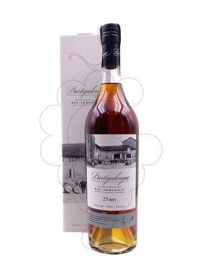 Photo Armagnac Armagnac Dartigalongue 25 Years