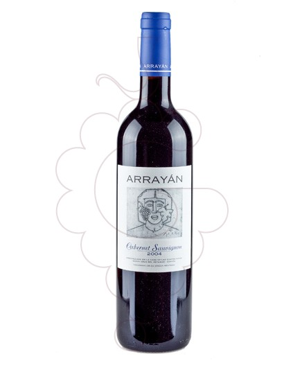 Photo Arrayan Cabernet Sauvignon red wine