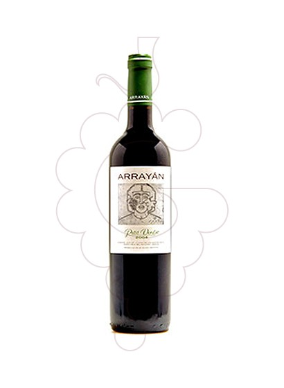Photo Arrayan Petit Verdot red wine