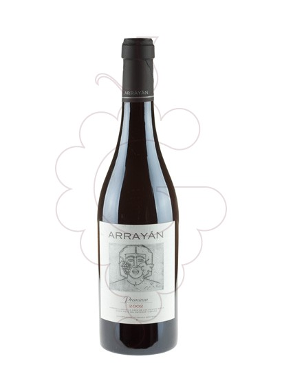 Photo Arrayan Premium red wine